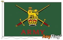 TERRITORIAL ARMY ANYFLAG RANGE - VARIOUS SIZES